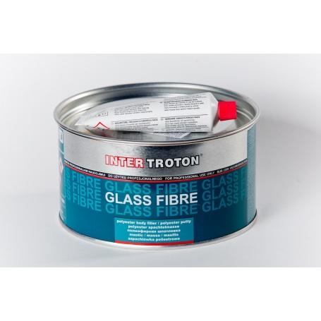 Tmel so skleným vláknom Glass