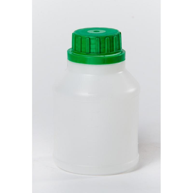 Plastvá fľaša s uzáverom