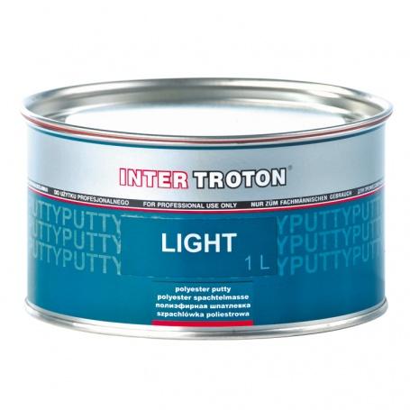 Polyesterový ultra ľahký tmel Light