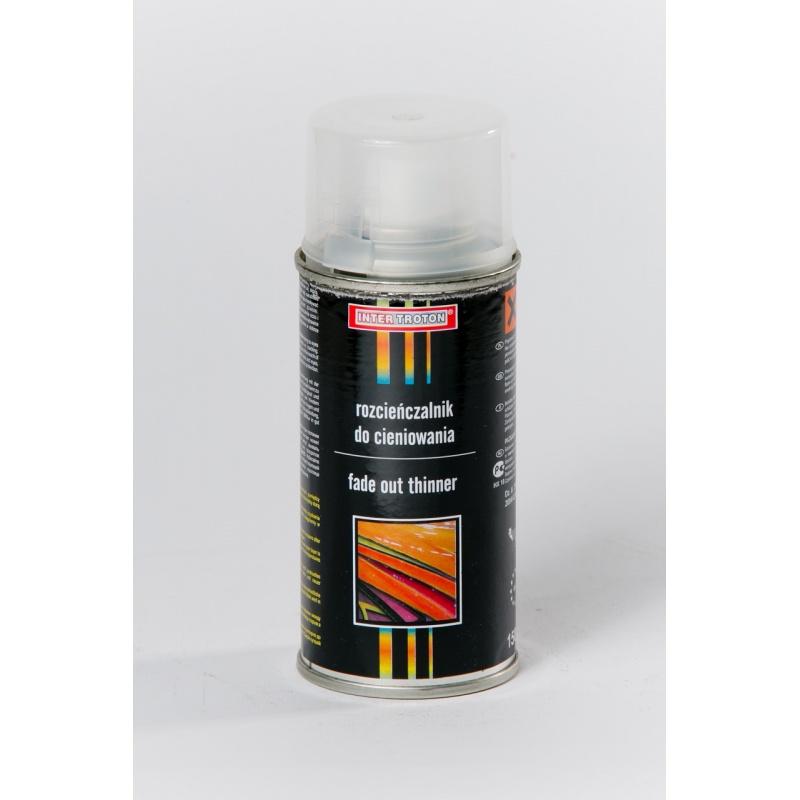 Prístrekové riedidlo - sprej
