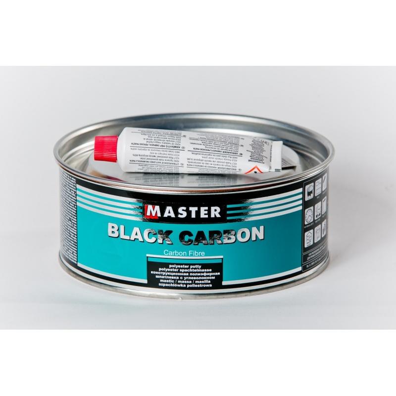 Black Carbon - tmel s uhlíkovými vláknami