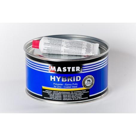 Hybrid - polyester-epoxidový tmel