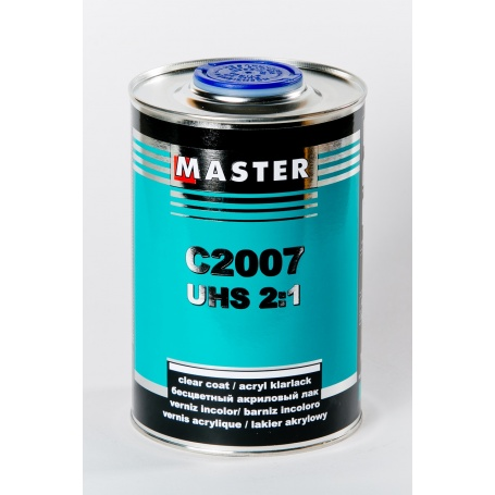 Bezfarebný lak C2007 UHS 2:1