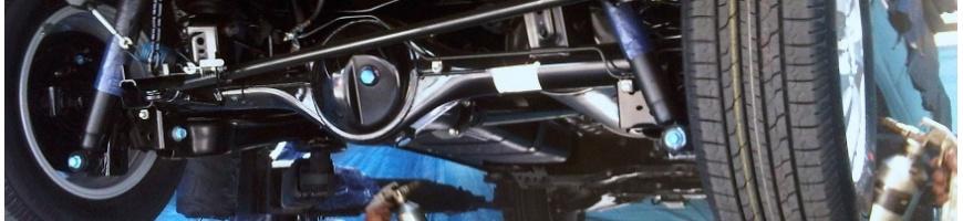 Ochrana dutín automobilov